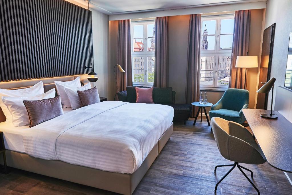 Steigenberger Hotel de Saxe Dresden, Juli 2019