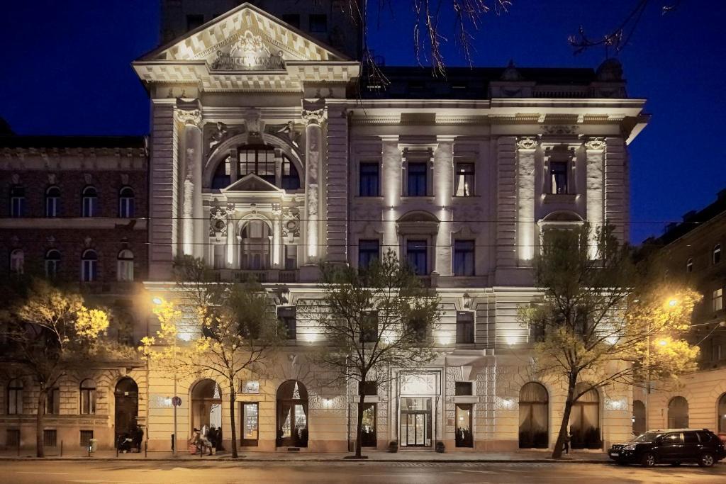 Mystery Hotel Budapest (Hungría Budapest) - Booking.com
