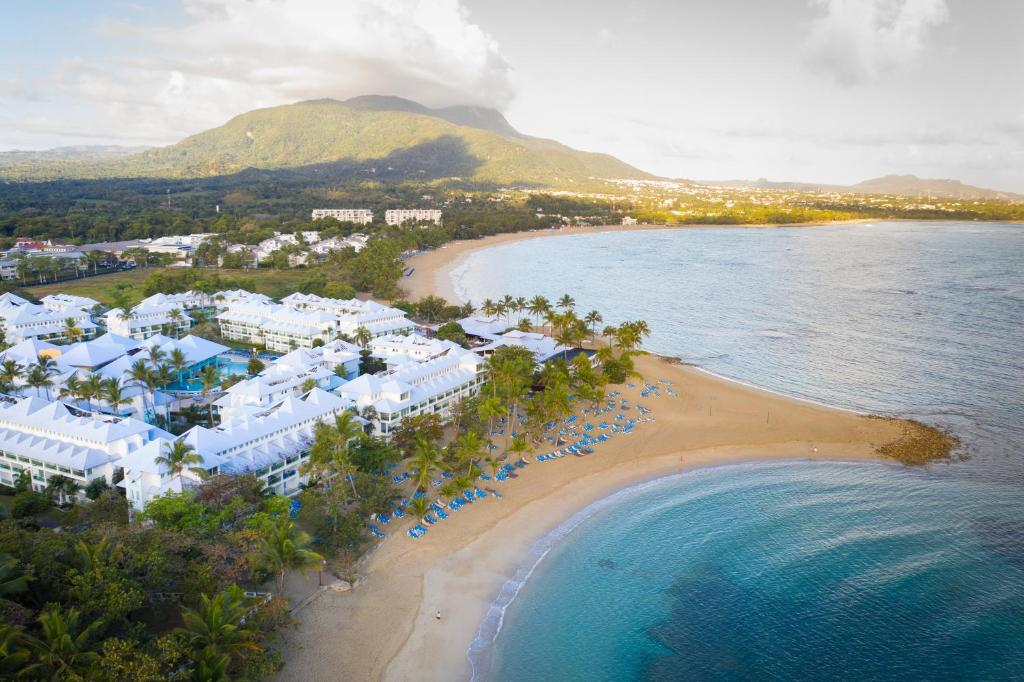 A bird's-eye view of Grand Paradise Playa Dorada - All Inclusive