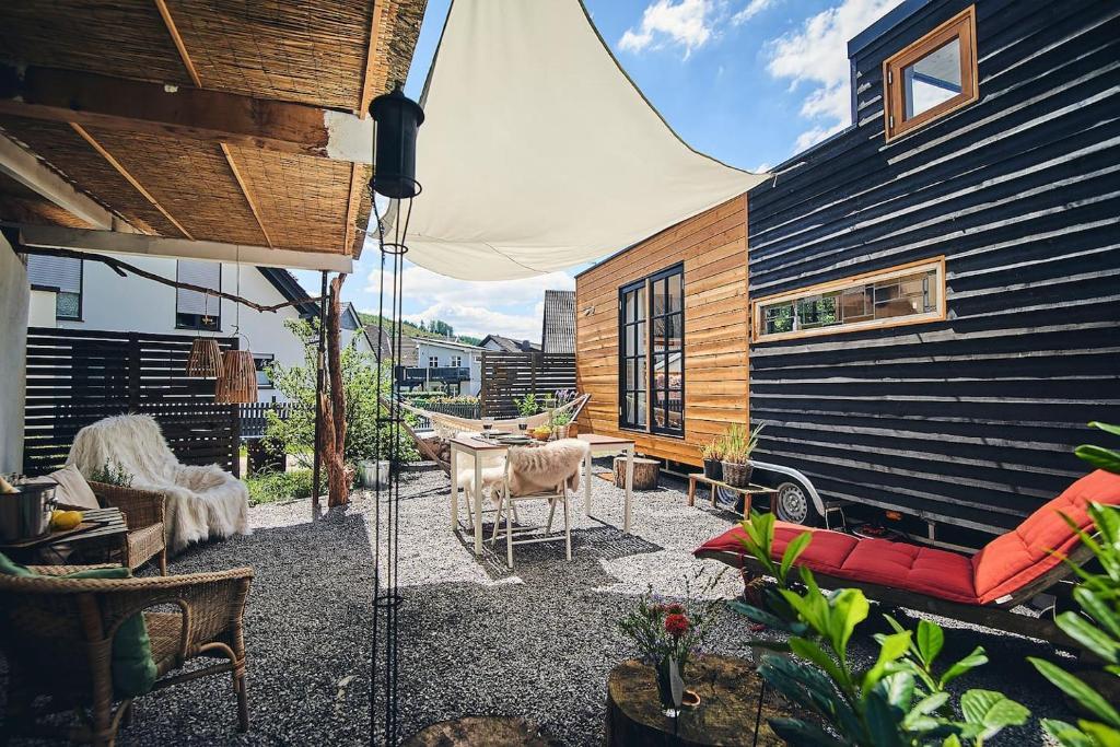 Ferienhaus Tiny House Sauerland Deutschland Attendorn Booking Com