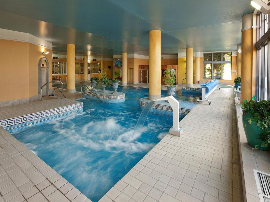The swimming pool at or near Ashdown Park Hotel