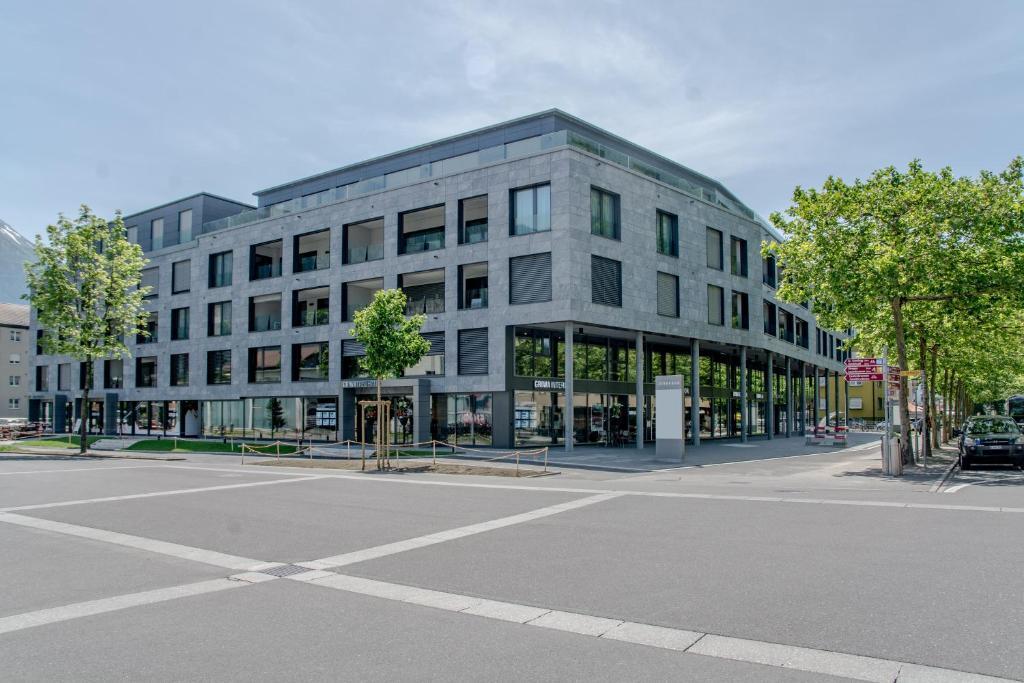 Apartment Jungfraucenter Bällenhöchst Griwarent Ag