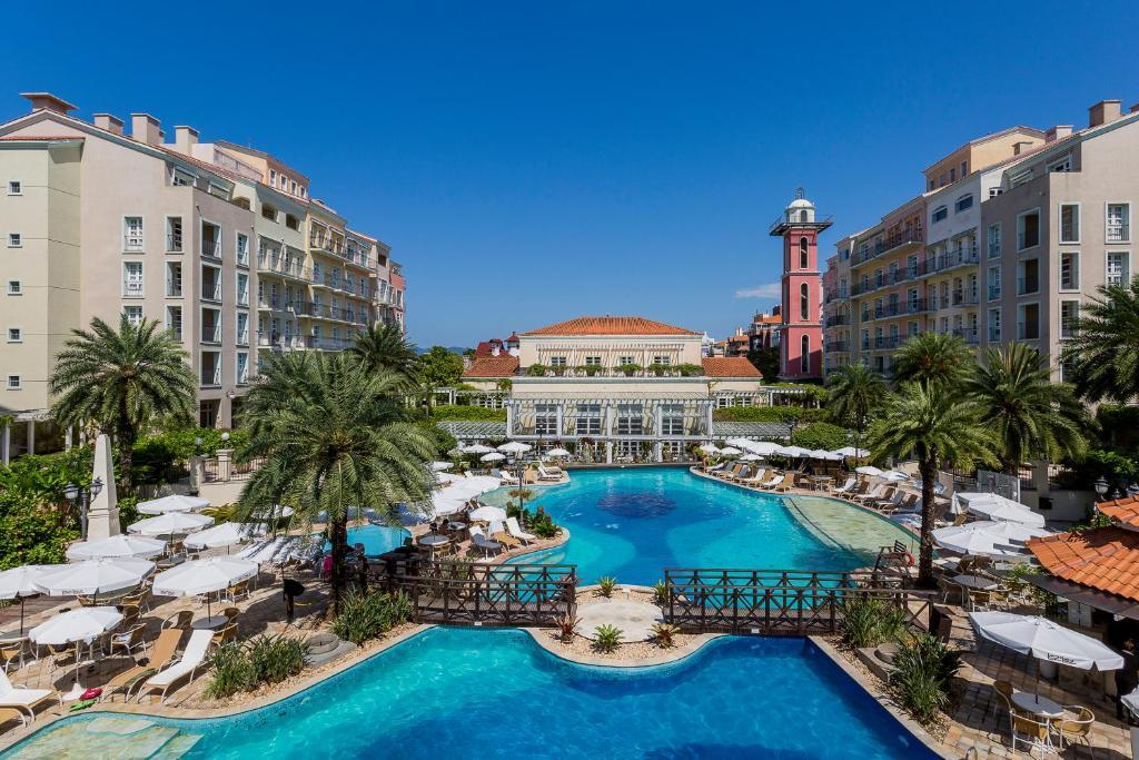 Uma vista da piscina em IL Campanario Villaggio Resort ou nos arredores