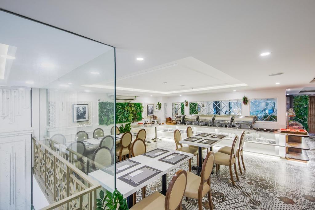 Nhà hàng/khu ăn uống khác tại Maison Phuong Hotel & Apartment
