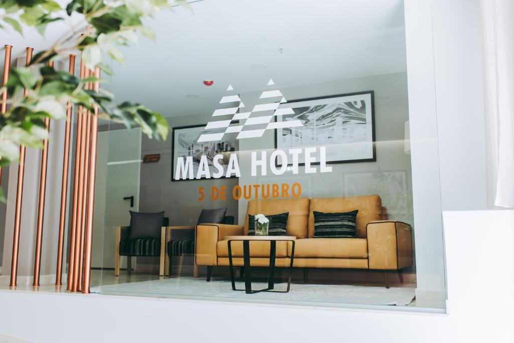 Masa Hotel 5 de Outubro, Lisboa – Precios actualizados 2019
