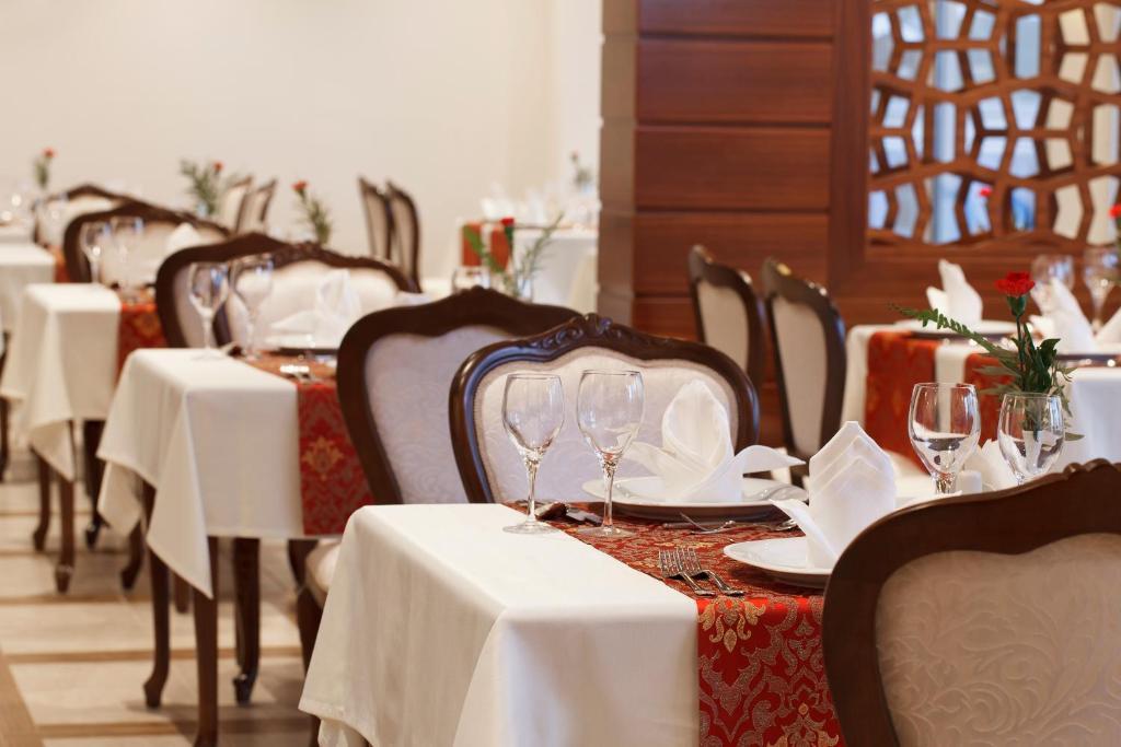 Ресторан / где поесть в Diamond Hill Resort Hotel