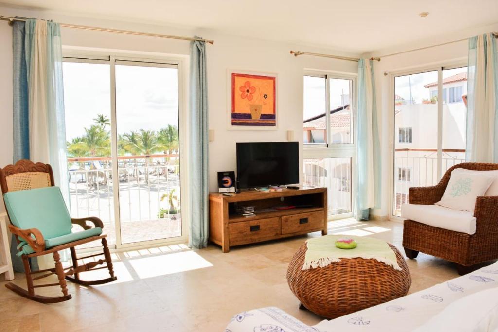 Pax Struttura Per Guardaroba.Apartamento Exclusivo Vista Mar 5 Pax Bayahibe Prezzi