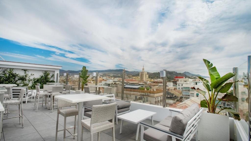 Hotel Soho Bahía Málaga Spain Booking Com