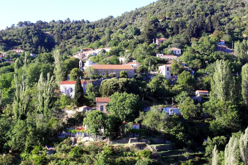 A bird's-eye view of Koukos Cozy Cottage