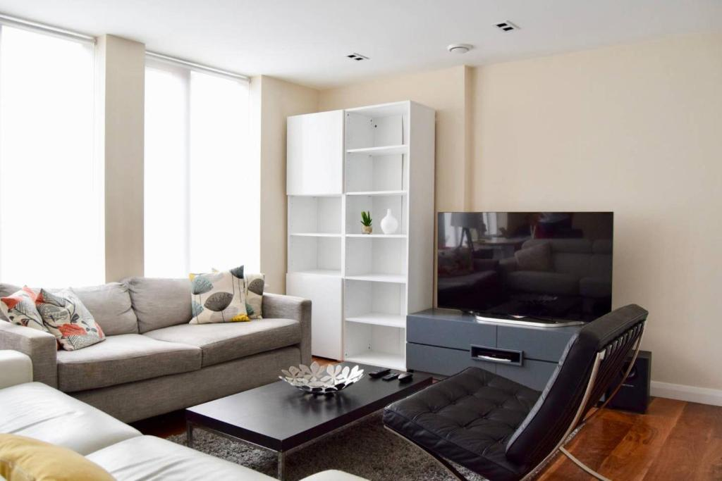 Modern 1 Bedroom Flat In Holborn