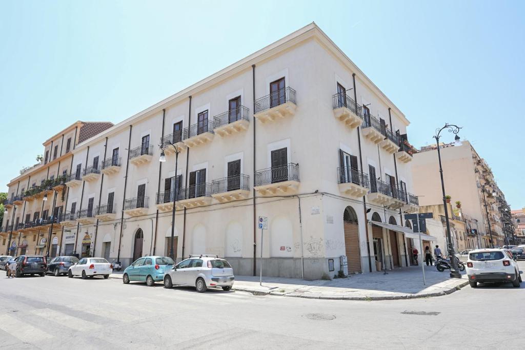 Alcalà B&b Hostel during the winter