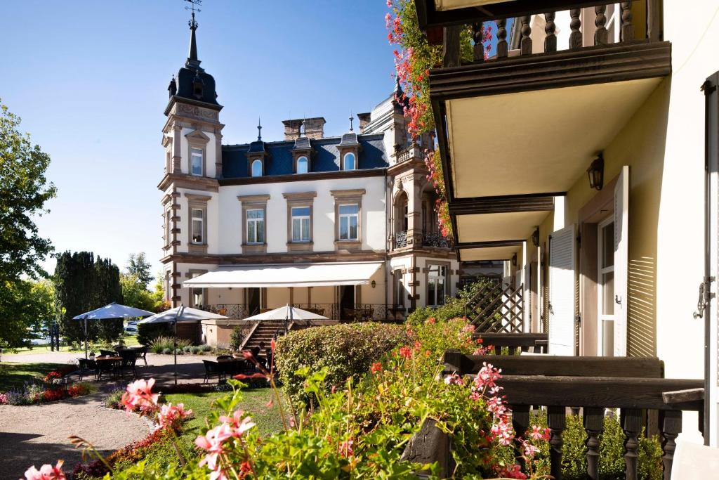 Hotel Chateau De L Ile Ostwald France Booking Com