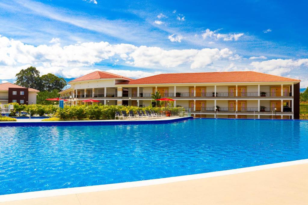 Hotel Campestre las Camelias (Colombia Montenegro) - Booking.com