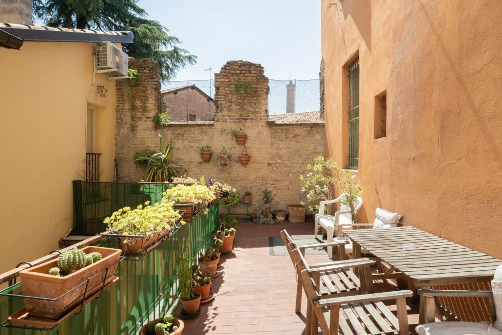 Apartment Petroni 38 By Studio Vita Bologna Italy