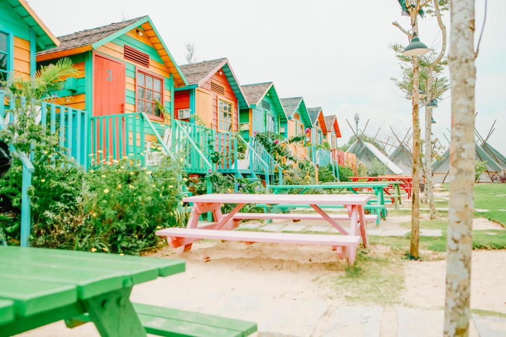 Campground Coco Beachcamp La Gi Lagi