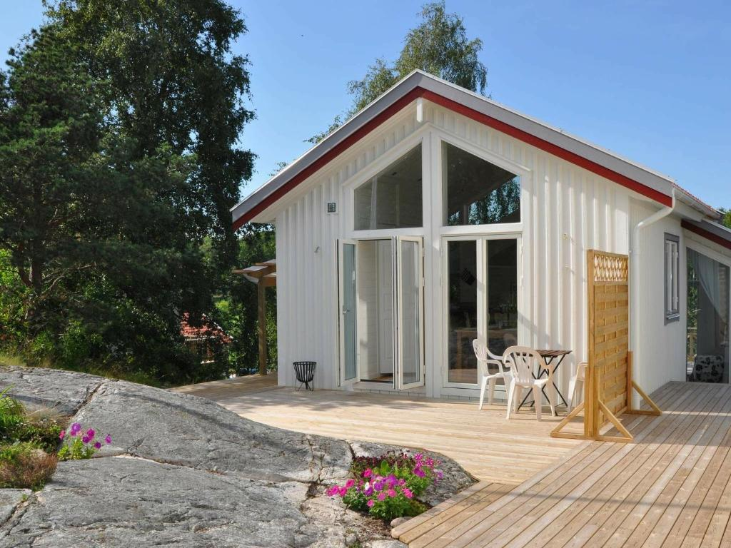 Fasaden eller entrén till Holiday home in Stenungsund