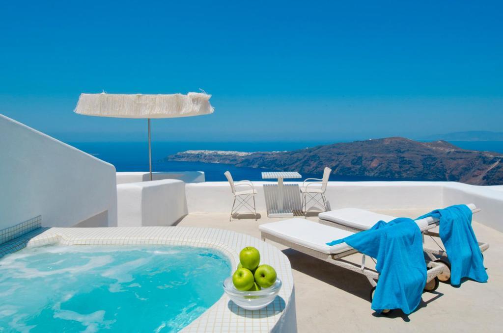Hotel White Santorini Suites Spa Imerovigli Greece