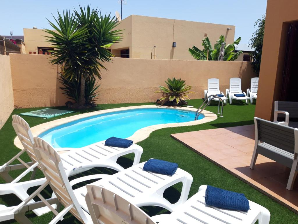 Villa Sun & Fun by Sea, Corralejo, Spain - Booking.com