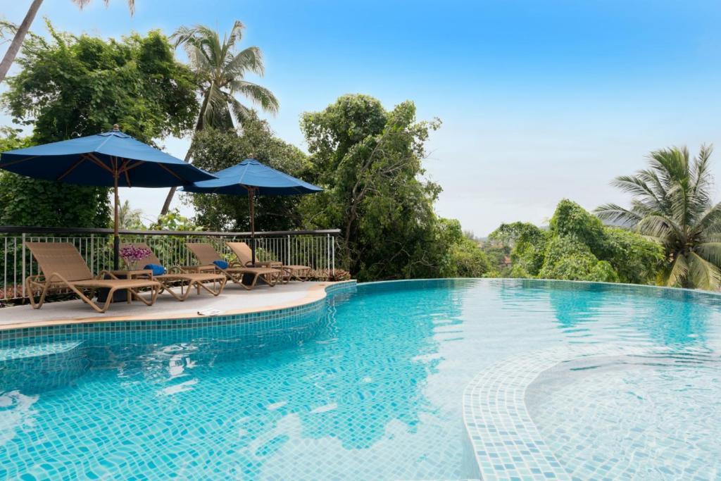 The Park Surin Serviced Apartments, Surin Beach, Thailand