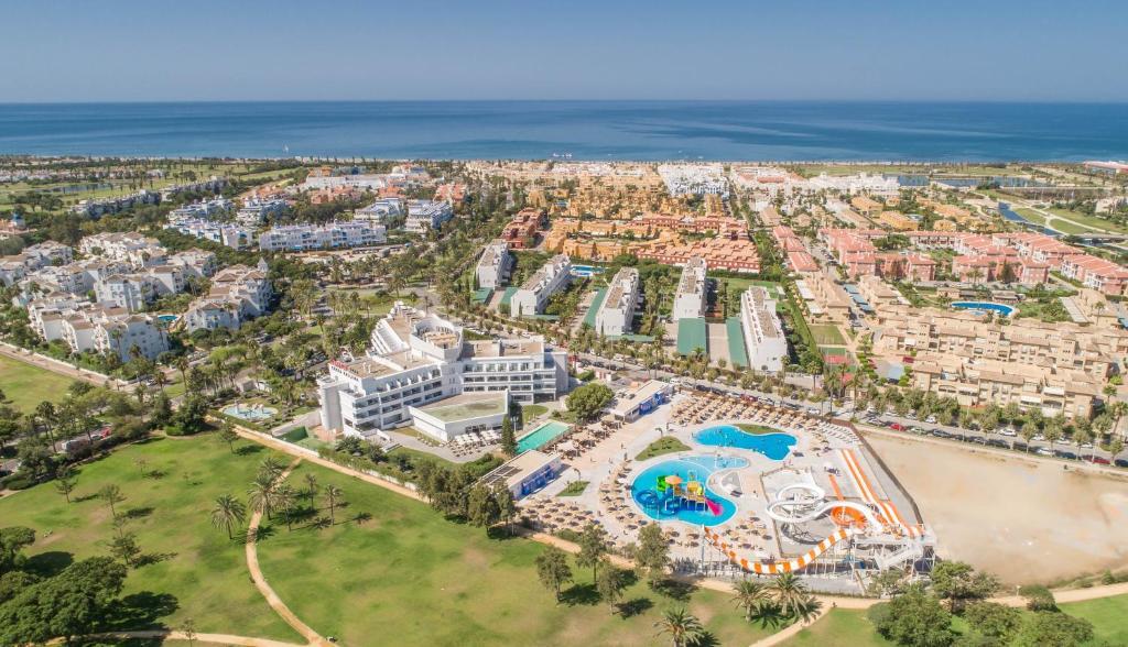 ALEGRIA Costa Ballena AquaFun Hotel з висоти пташиного польоту