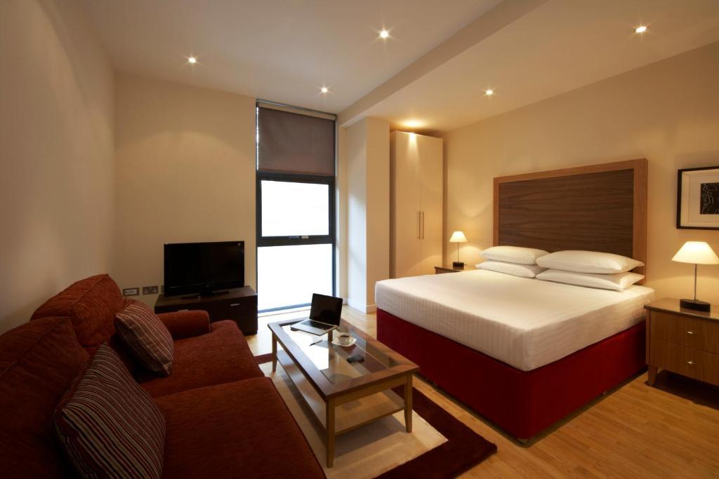 Condo Hotel Marlin Apart Stratford, London, UK - Booking.com
