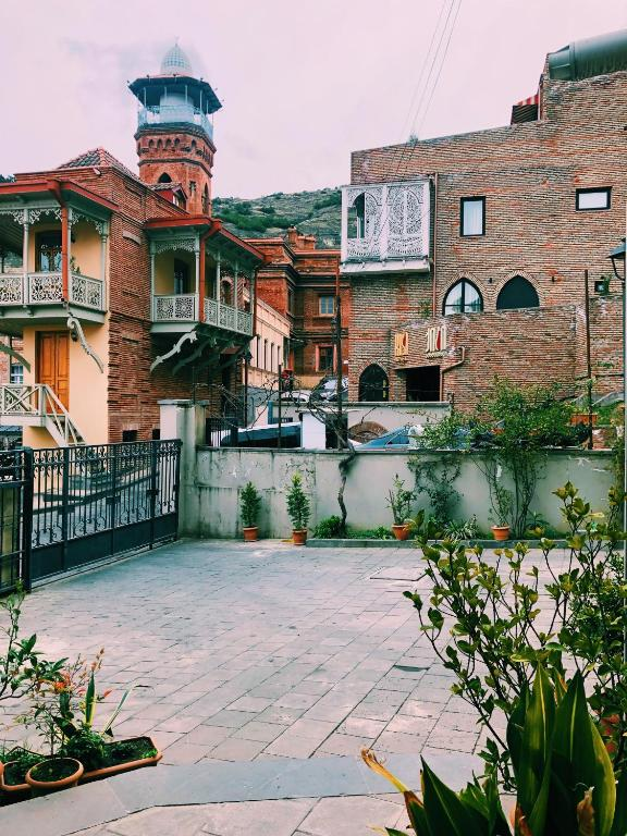 Heart of Old Tbilisi