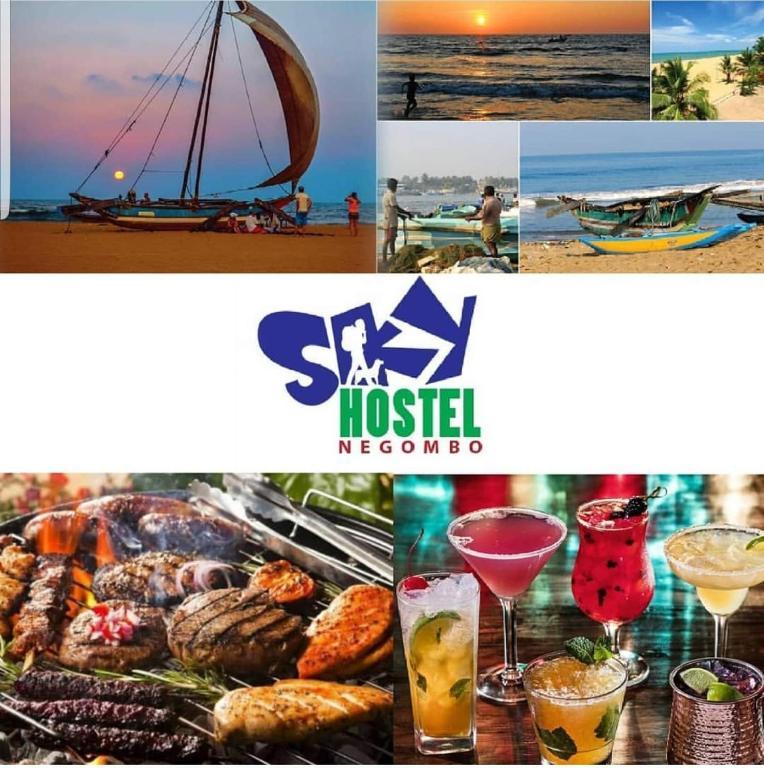 Sky Hostel Negombo, Sri Lanka - Booking com