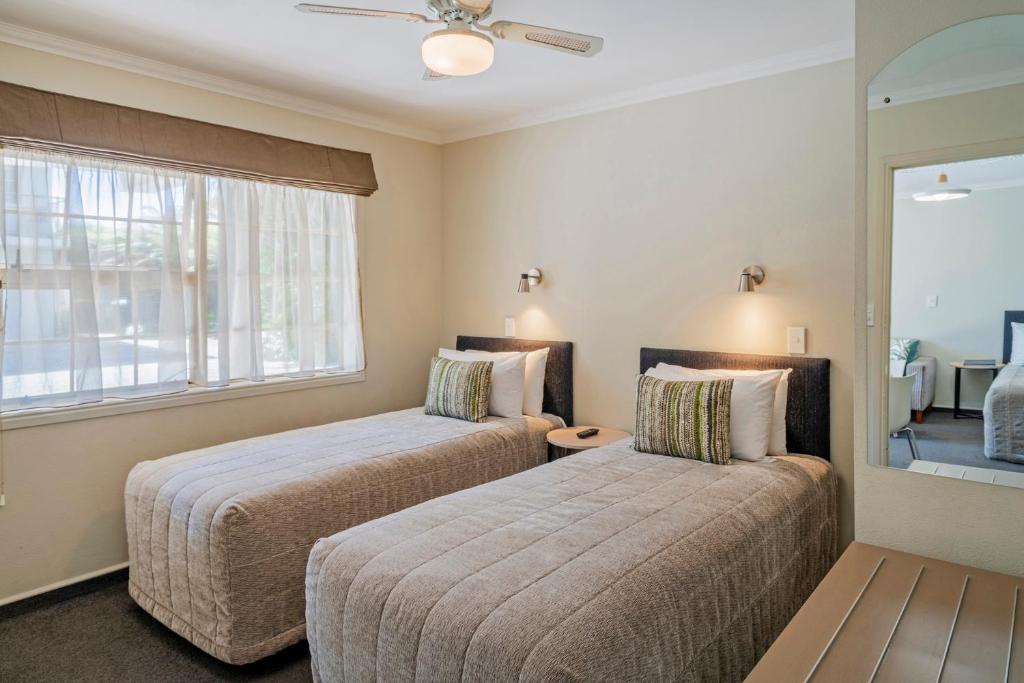 Silver Fern Rotorua - Accommodation & Spa