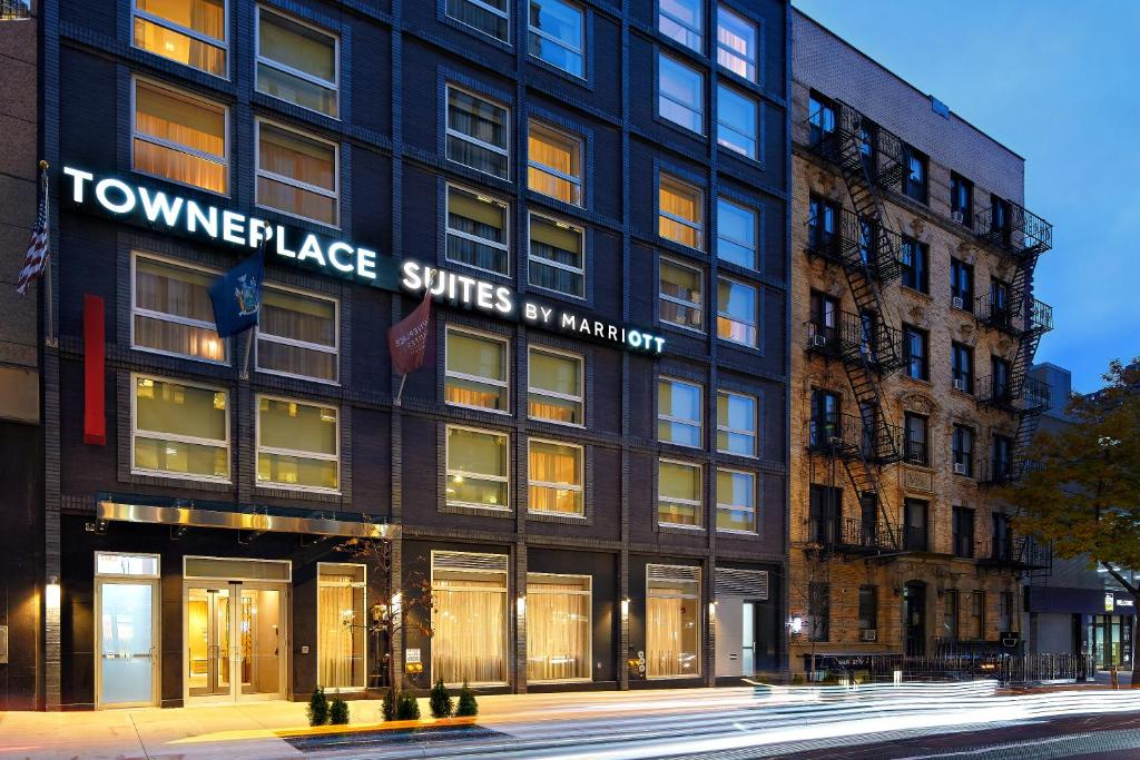 Hotel Towneplace Suites By Marriott Ny