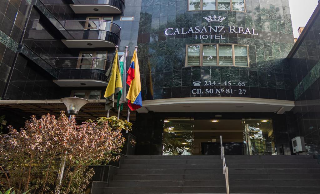 Hotel Ayenda 1243 Calasanz Real, Medellín, Colombia ...