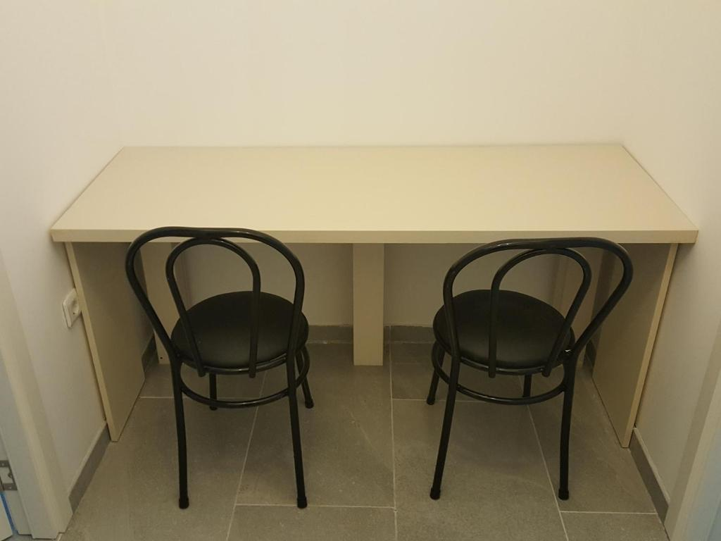 A seating area at Apartman 1 ,Avalska 15 Gaj
