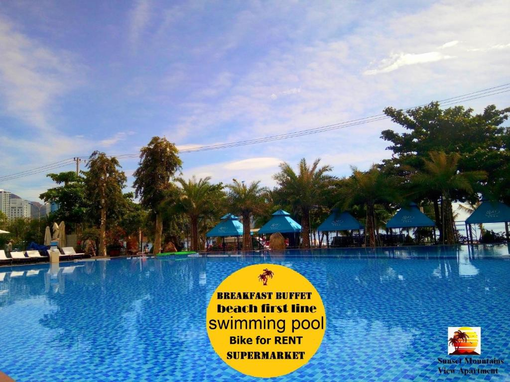 Sunset Mountains View Apartment Nha Trang Vietnam Booking Com