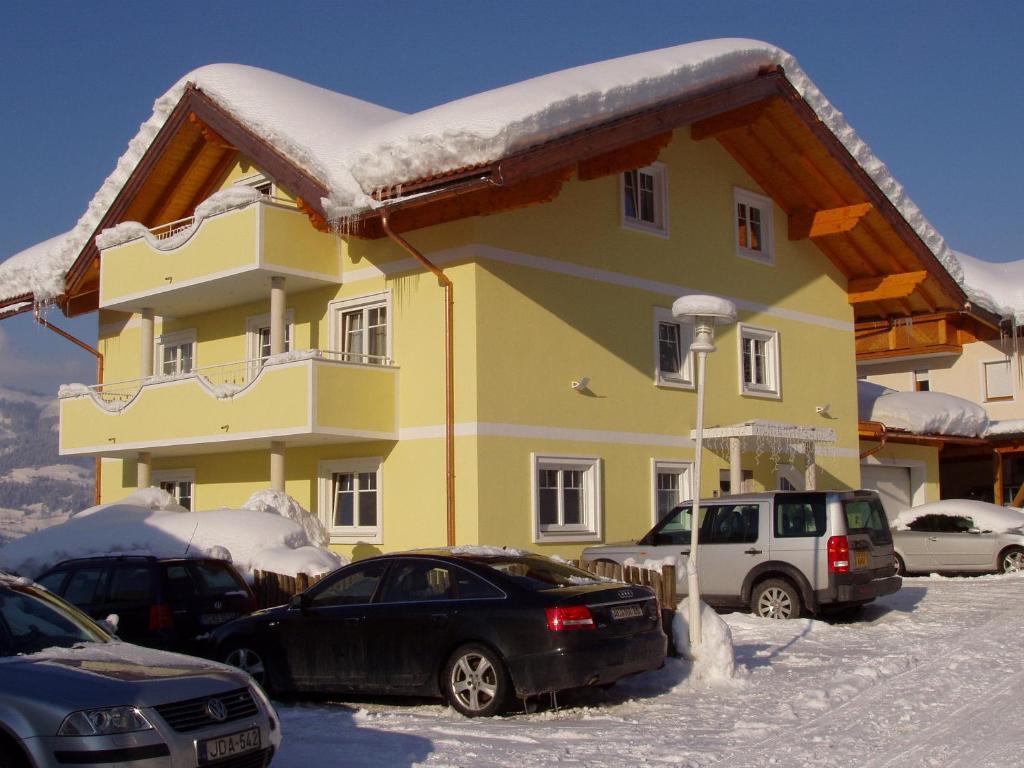 Haus Heigl зимой