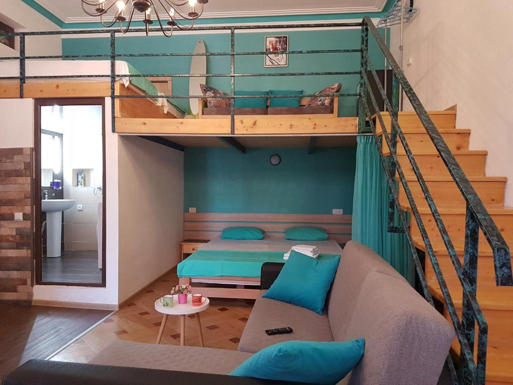 Comfortable Flat in Central Tbilisi