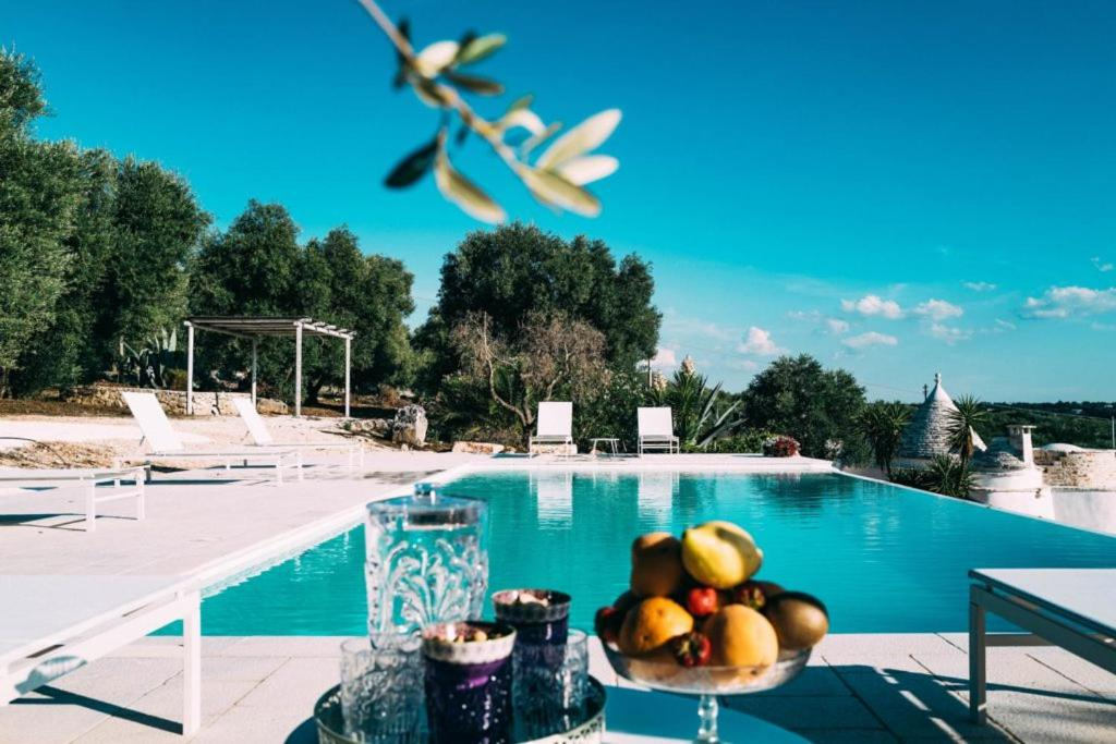Bed And Breakfast Relais Trulli Le Icone Ostuni Italy