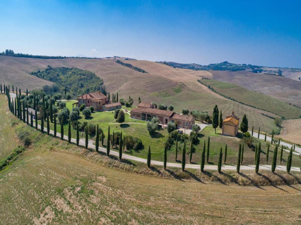 Agriturismo Baccoleno Asciano Italy Booking Com