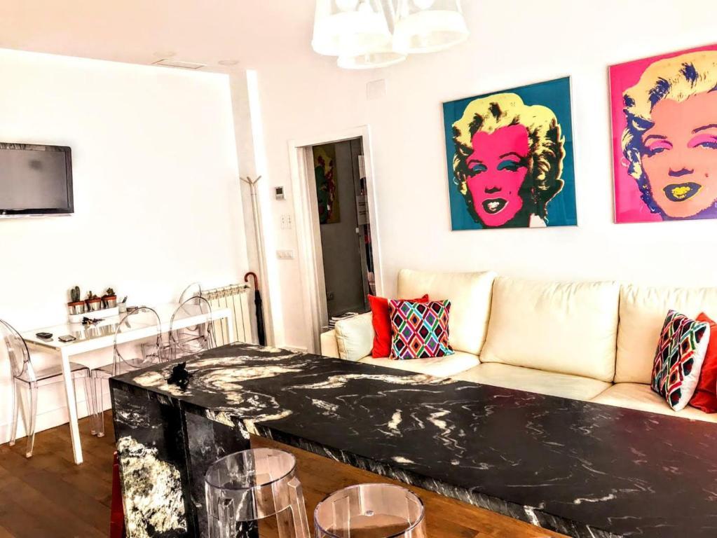 Apartment Piso De Diseño Con Terraza En Pleno Centro De