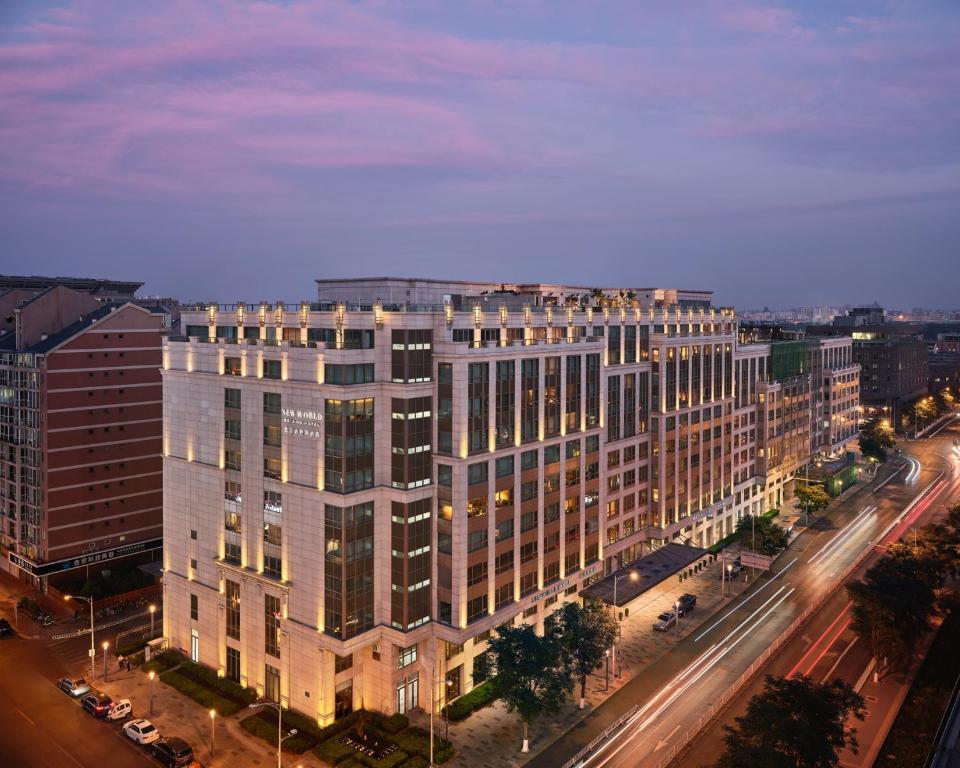 New World Beijing Hotel Peking Paivitetyt Vuoden 2020 Hinnat