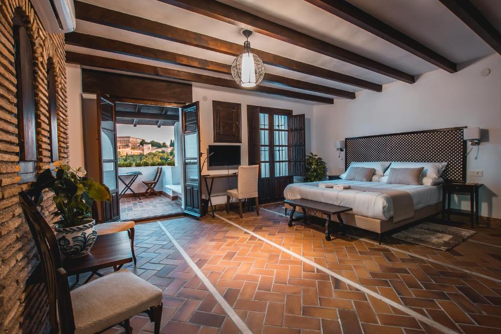 Guesthouse Alma San Nicolas Granada Spain Booking Com