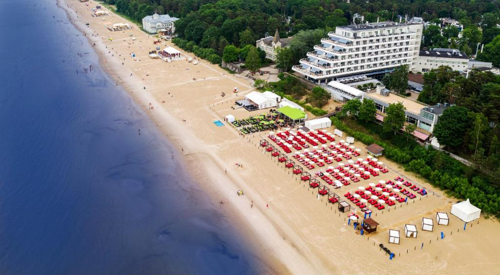 Baltic Beach Hotel & SPA sett ovenfra