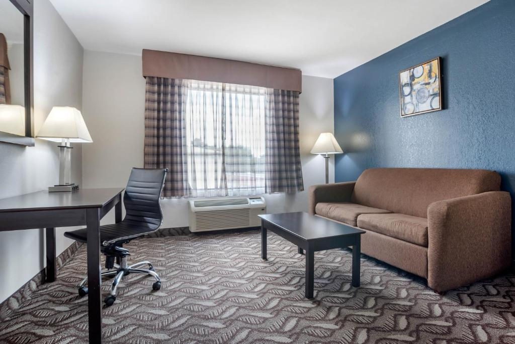 Quality Suites Baton Rouge