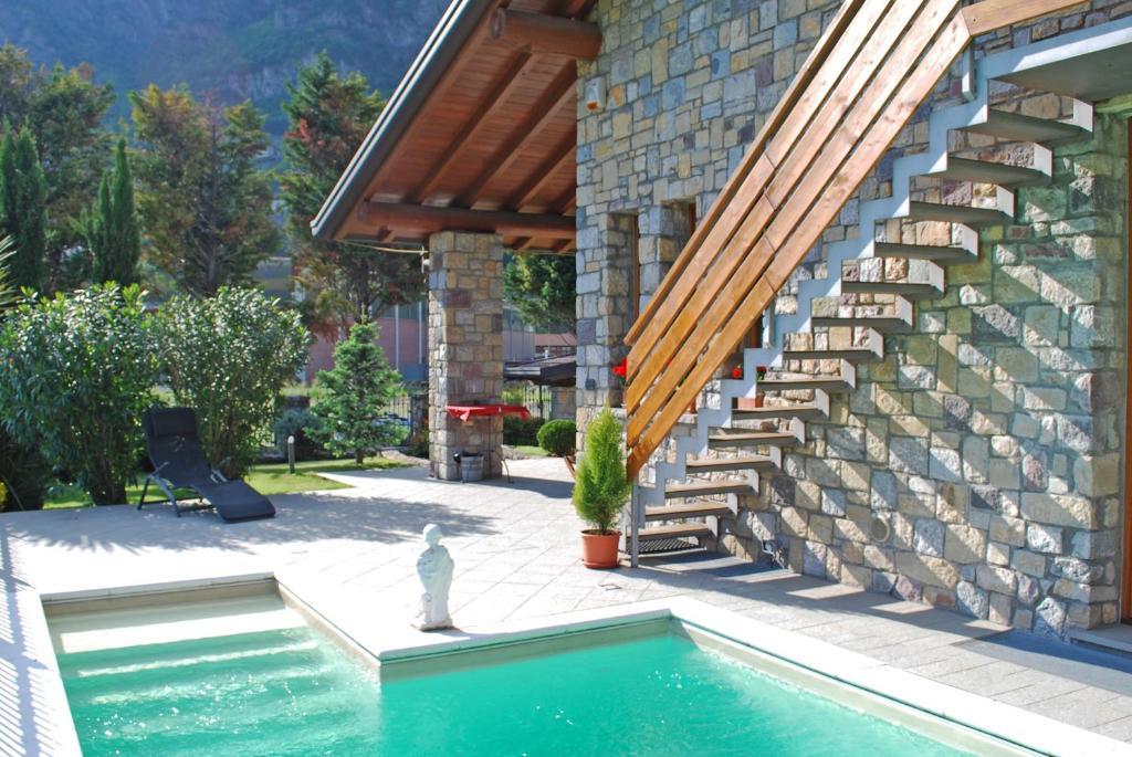 The swimming pool at or near B&B I Viandanti