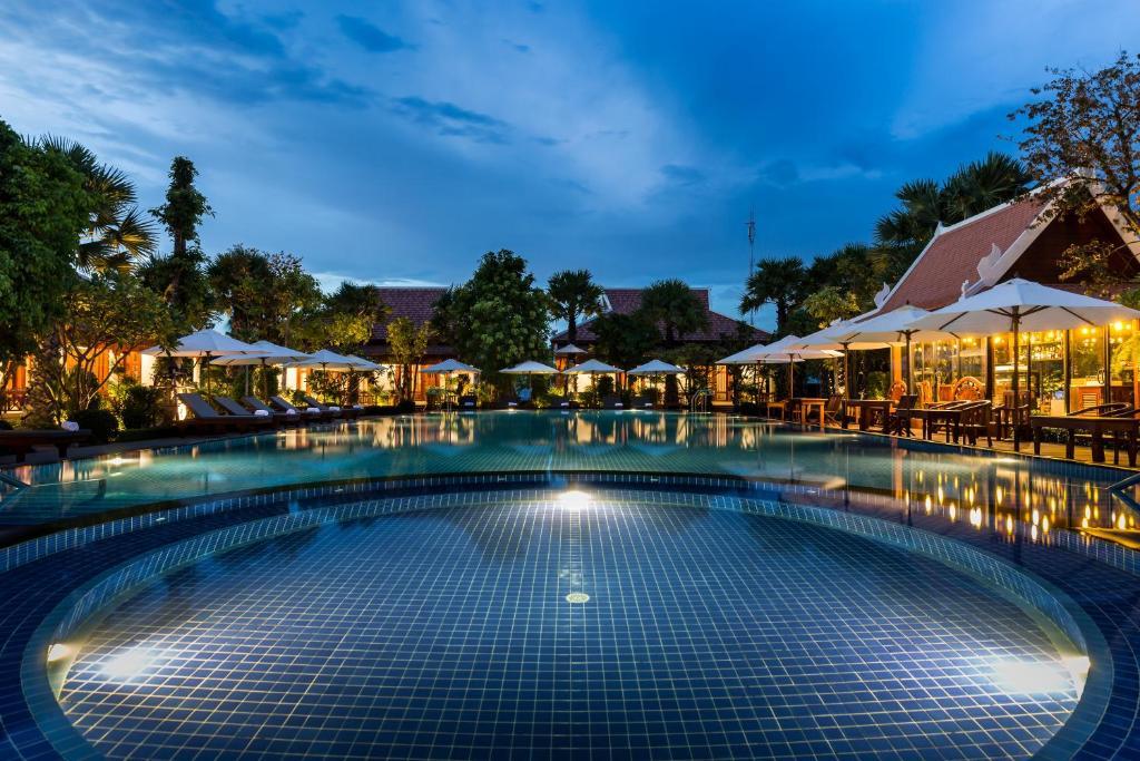 Piscina en o cerca de Angkor Privilege Resort & Spa