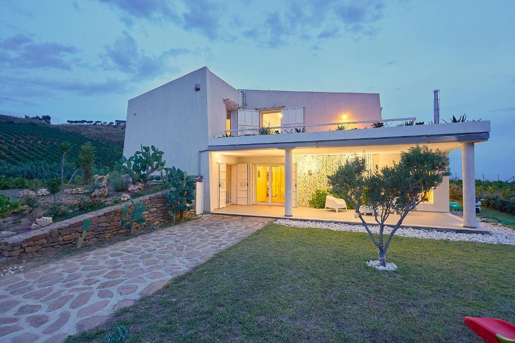 Villa Bonifato Alcamo Italy Booking Com