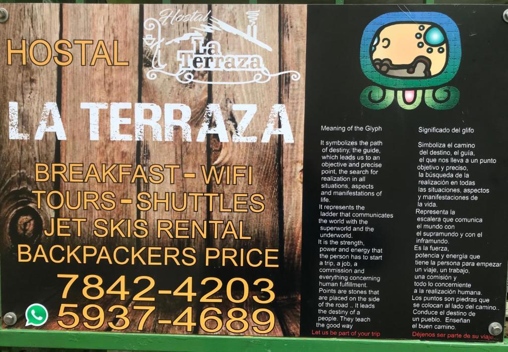 La Terraza Hostel Flores Guatemala Booking Com