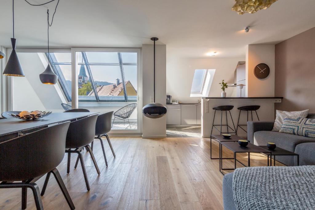 cosy grey apartments (Deutschland Freiburg im Breisgau ...