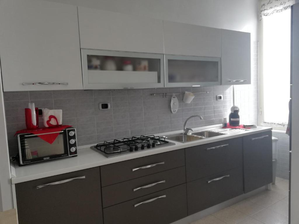 Cucine Usate Campania Napoli appartamento la casa di simona (italia napoli) - booking