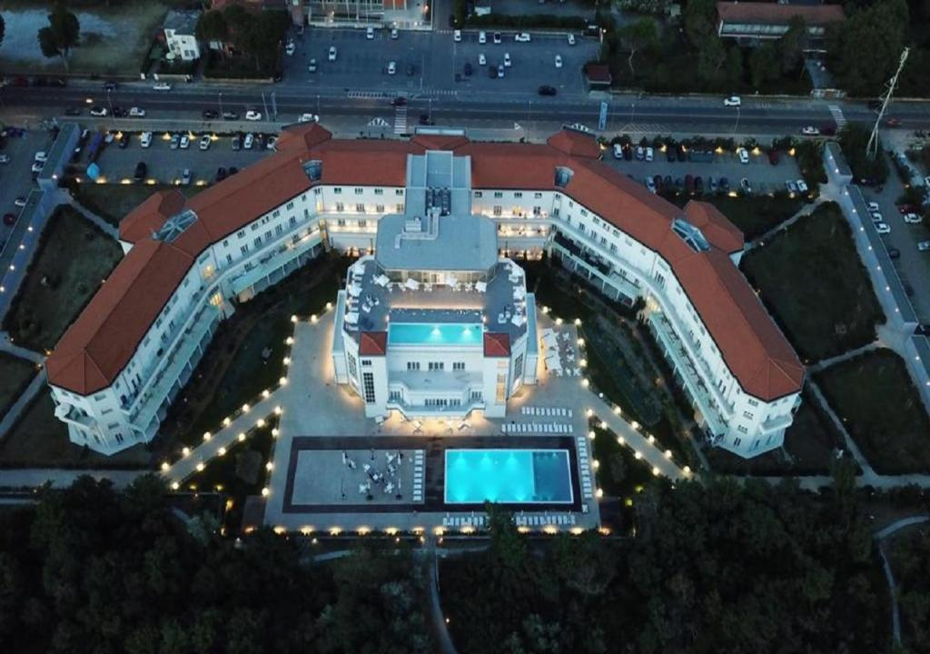 A bird's-eye view of Toscana Charme Resort