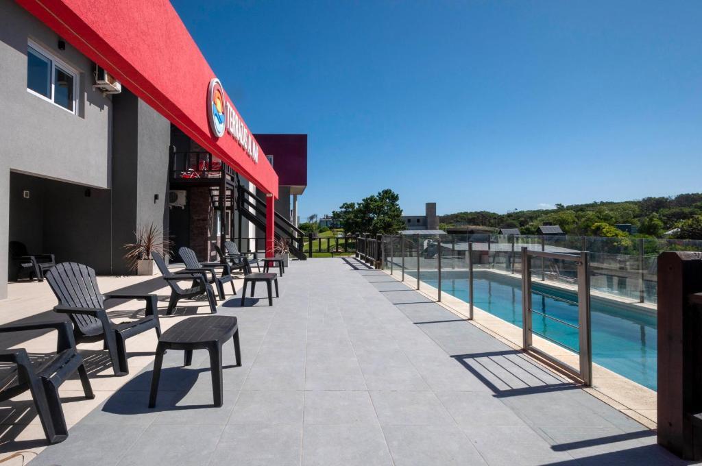 Apartment Terrazas Al Mar Mar Azul Argentina Booking Com