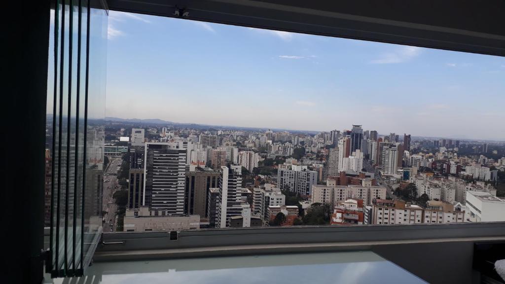Ap Andar Alto No 35 Com Vista Espetacular Curitiba Prezzi